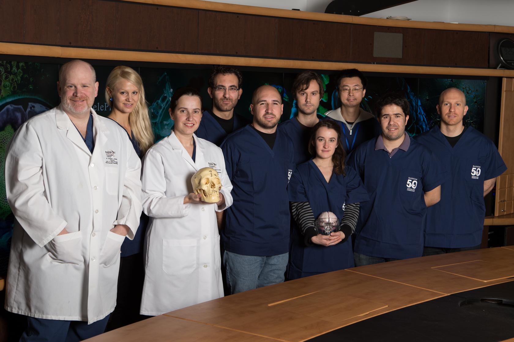 Martinez-Conde and Macknik labs