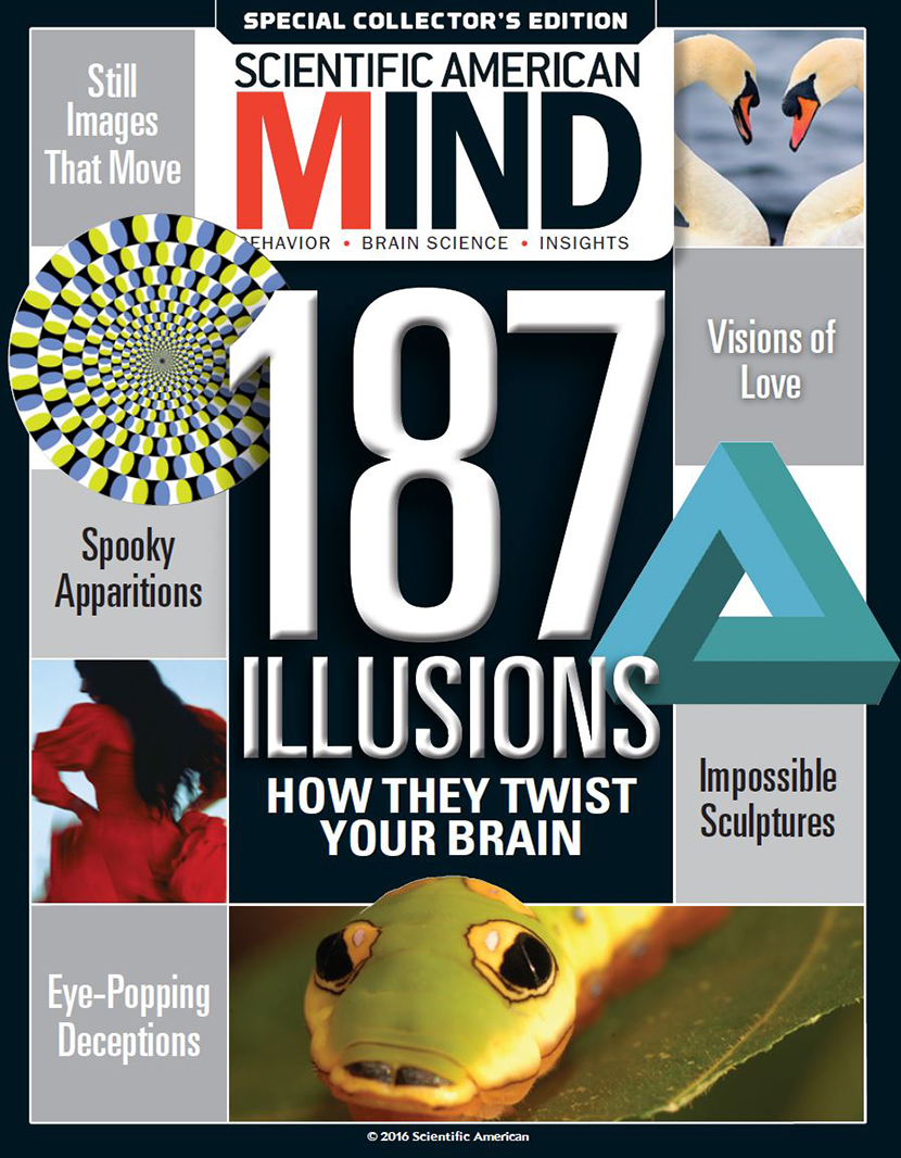 187 Illusions – How they twist your brain